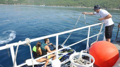 FOTO Provedena akcija 'Sigurna plovidba 2020'