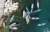 SUP race Vološćica ove nedjelje ponovo okuplja veslače na dasci