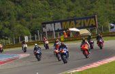 FOTO Na Automotodromu Grobnik izvrsne vožnje 77 motociklista