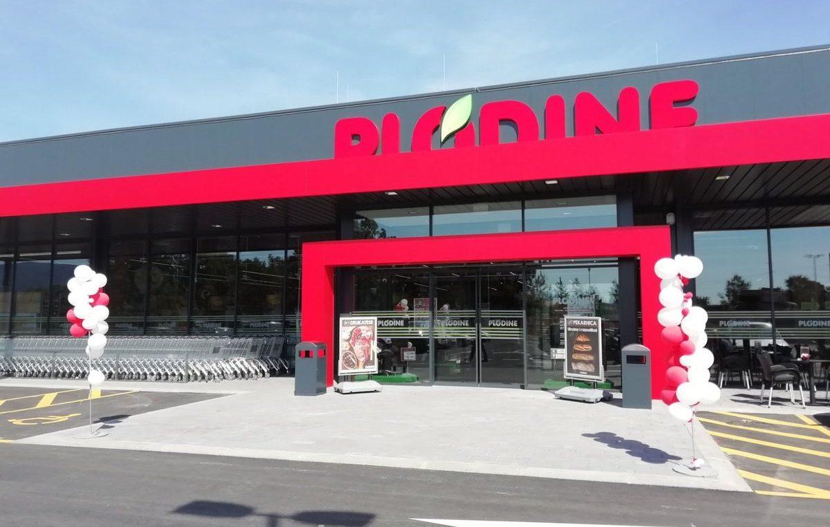 U OKU KAMERE Kastav je dobio novi supermarket – Otvoren trgovački centar Plodine