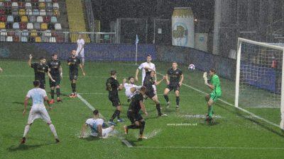 FOTO/VIDEO Kišni junaci na Rujevici: 'Nabujala' Rijeka potopila ukrajinski Kolos