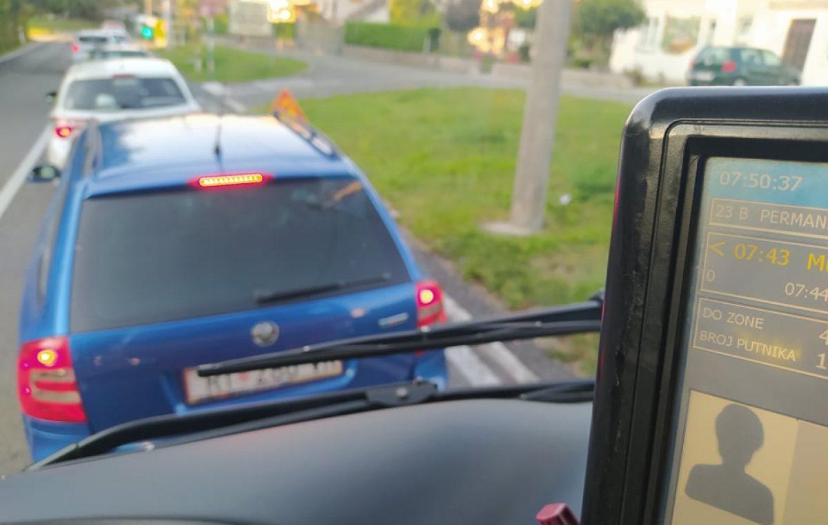 Vozač Autotroleja o radovima u Jurdanima: Semafor bi trebalo postaviti nakon što prođe jutarnja prometna gužva