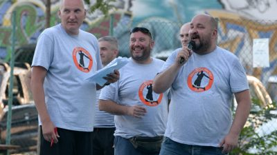 FOTO/VIDEO Zabavnim programom okončane treće Gospodarske igre PGŽ-a
