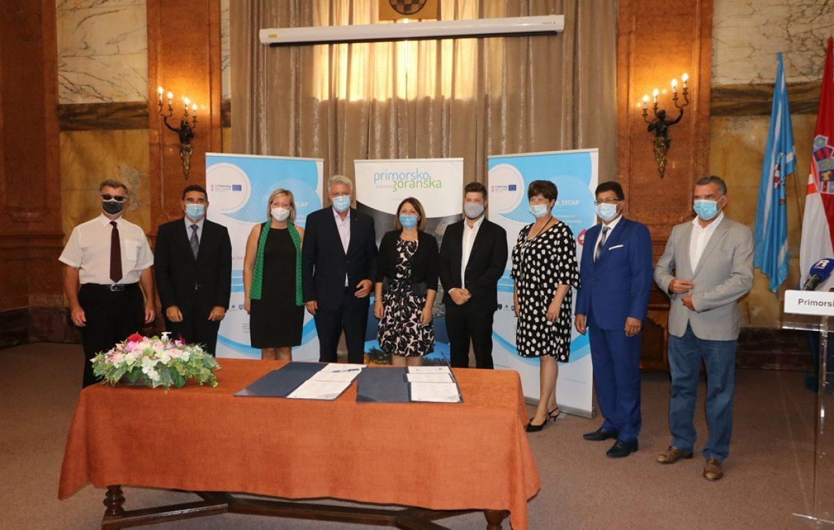 "Potpisan Sporazum o suradnji na projektu ""JOINT SECAP"""
