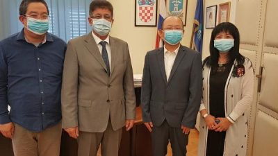 Nastavak međunarodne suradnje s NR Kinom @ Opatija