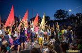 FOTO/VIDEO Kišni razdraganci rasplesali matuljski amfiteatar