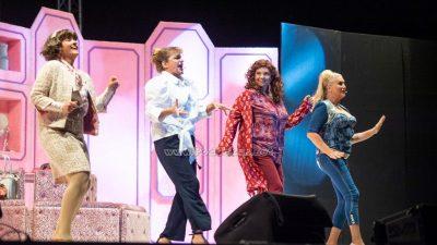 FOTO Dvije izvedbe predstave 'Menopauza' napunile Ljetnu pozornicu