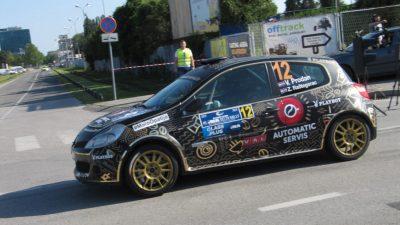 "Zagreb Open 46.Ina delta rally – Neuništiva kultna ""Delta"""