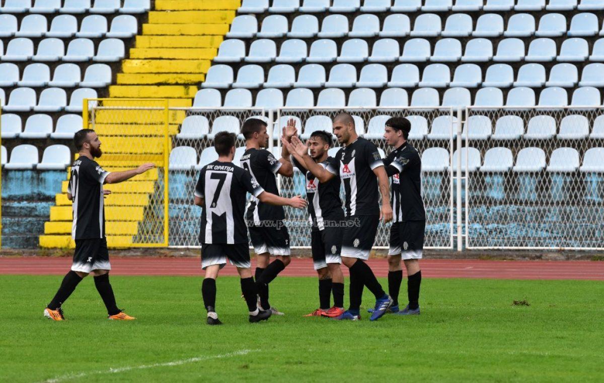 Bez glavnog trenerskog dvojca, NK Opatija poražen kod Kustošije