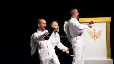 FOTO Predstava Kraljevstvo moje (za početnike) održana u centru Gervais