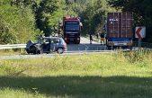Teška prometna nesreća na cesti prema Graničnom prijelazu Pasjak: Promet je u prekidu