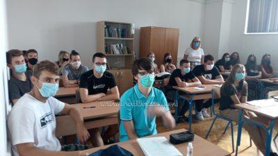 Fotografije učenika s maskama na licu svi ćemo zapamtiti za cijeli život