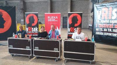 U Exportdrvu najavljen skorašnji početak Vriska, 13. riječkog sajma knjiga i festivala autora