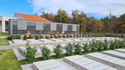 FOTO/VIDEO Otvoreno i blagoslovljeno Novo groblje Kastav u Žegotima