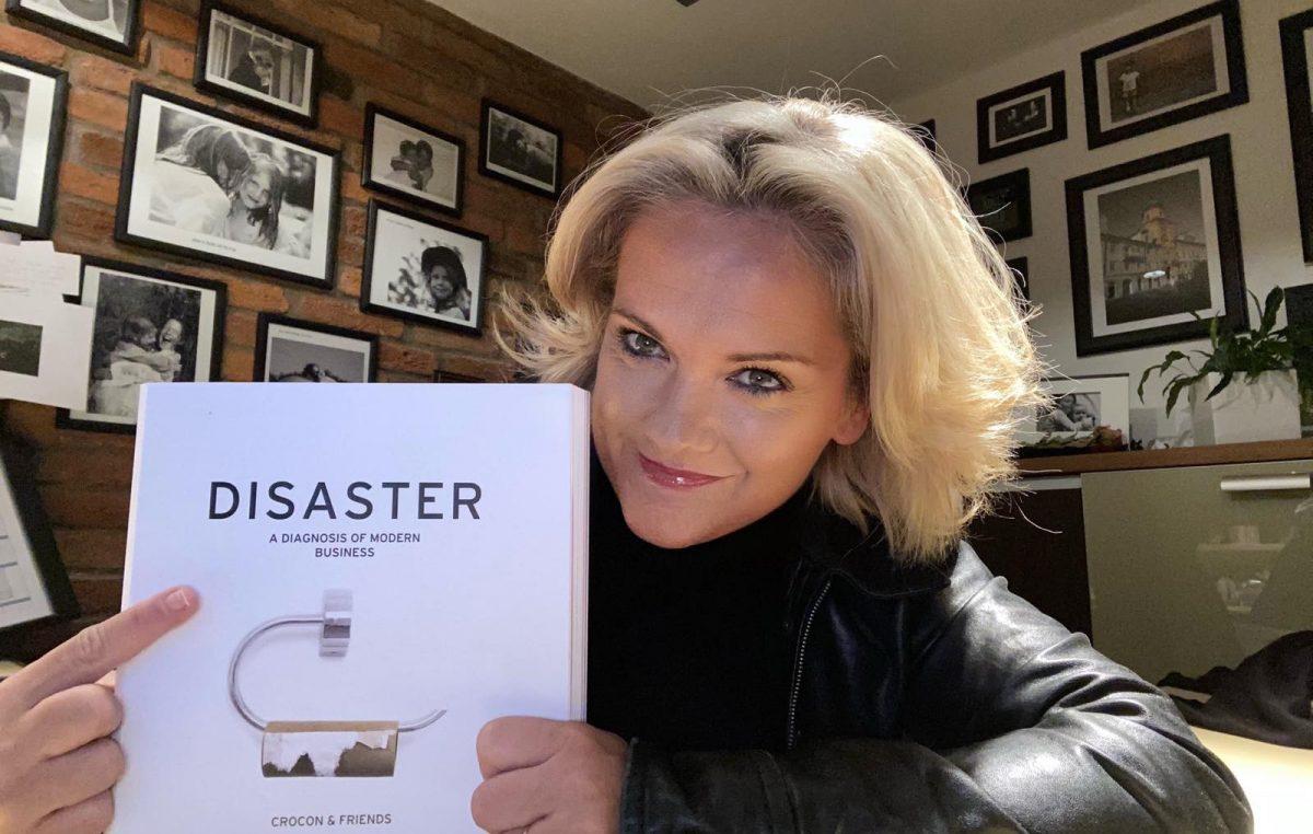 Riječki kreativci osmislili slikovnicu za biznismene 'DISASTER – Dijagnoza modernog biznisa'