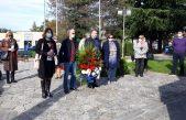 Na groblju Viškovo položeni su vijenci i upaljene svijeće povodom blagdana Svih svetih