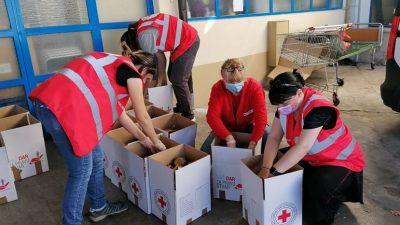 """Gradsko društvo Crvenog križa Opatija poziva na sudjelovanje u 49. sabirnoj akciji """"Solidarnost na djelu"""""""