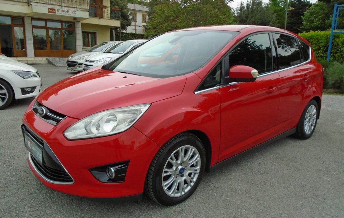 PROMO Auto Universum ima posebnu ponudu za Ford C-max 1.6 TDCI Titanium s najjačom opremom