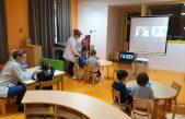 U OKU KAMERE STEM u vrtiću – Krenuo je program robotike i programiranja za djecu od 5 do 7 godina