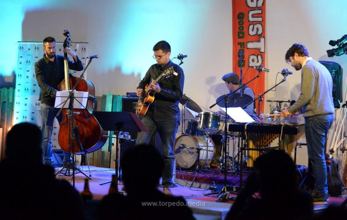 FOTO/VIDEO Koncertni serijal Jazz petkom na Zametu nastavljen koncertom Filip Pavić Quarteta