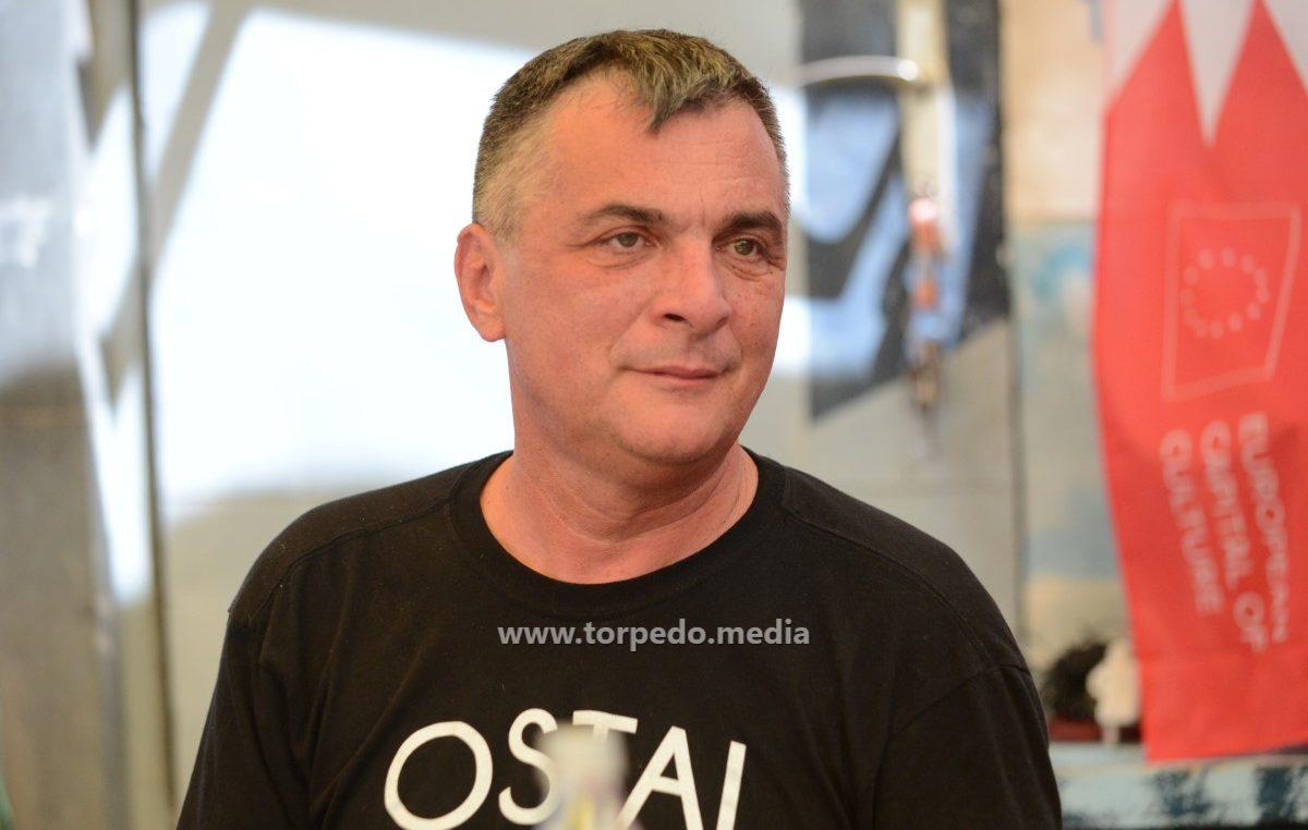 Damir Čargonja Čarli otvara klub Jadran u Krešimirovoj