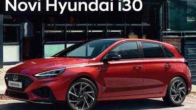 PROMO Novi Hyundai i30 @ Hyundai Afro