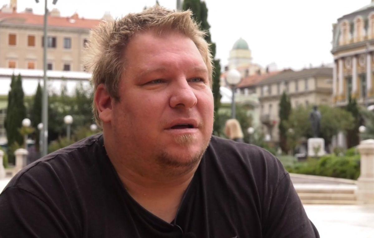 VIDEO Vedran Jakominić: Želim društvo u kojem će moj sin svojim radom i trudom uspjeti 'bez štele'