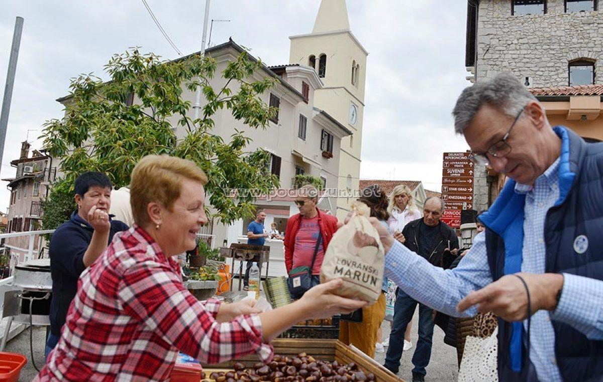 VIDEO Marunada u 'malim dozama' – Otovrena manifestacija 'Jesen u Lovranu' u čast marunu