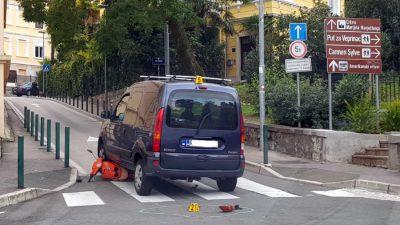Teška nesreća u Rakovčevoj