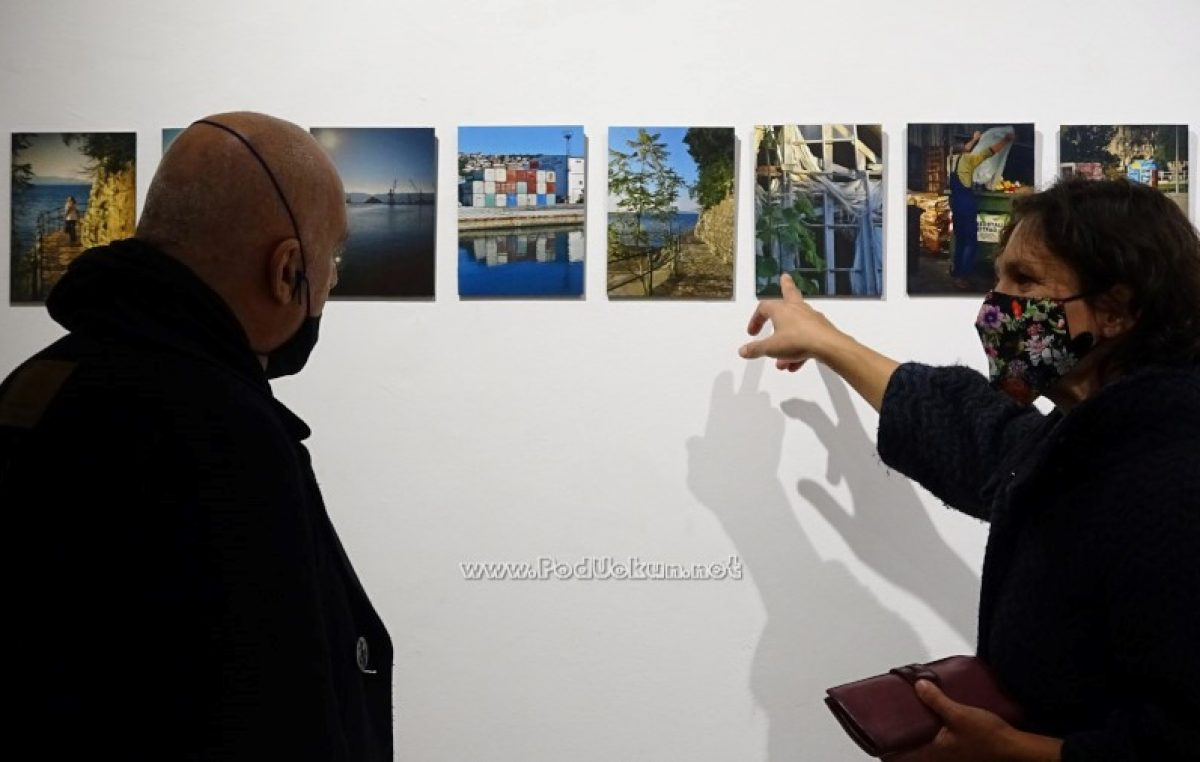 FOTO/VIDEO U galeriji Laurus otvorena izložba Cultural Capital(s) autorica Barbare Caspar i Dunje Larise