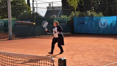 Smajlići upoznali tajne tenisa @ Opatija