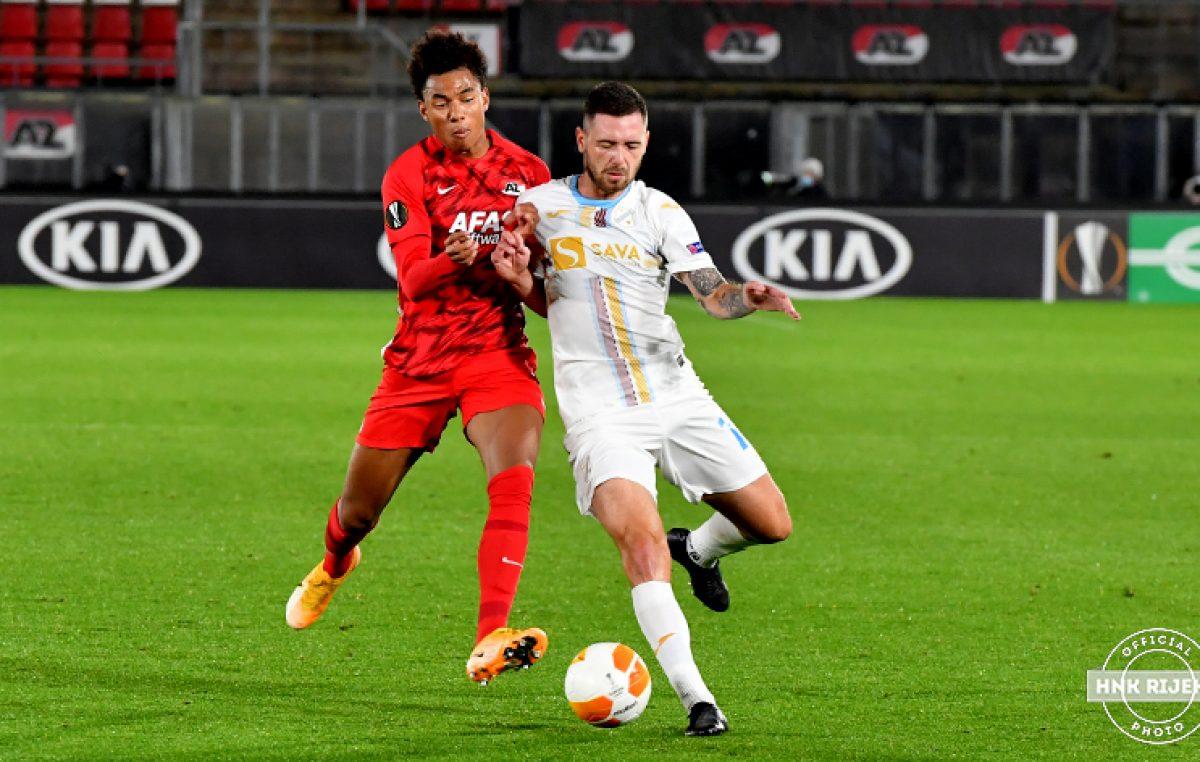 AZ Alkmaar porazio Rijeku 4:1, Kulenović zabio 'počasni pogodak'