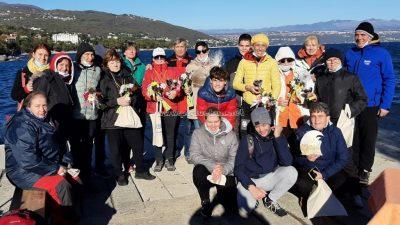 FOTO 4. Kup Bjonda Lovranka – Održano tradicionalno natjecanje u sportskom ribolovu s obale za kategoriju seniorki