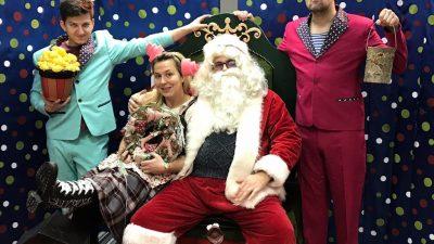 Pronađite 'Izgubljenu bradu Djeda Mraza' ove nedjelje u Gervaisu