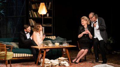 FOTO 'Tko se boji Virginije Woolf' i 'Živ, živ, živ' obilježili Noć kazališta u Opatiji