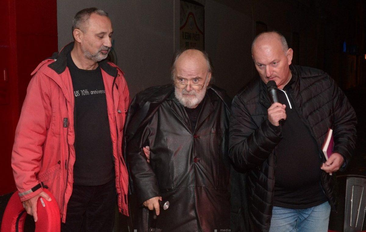 VIDEO Kulturni i eno napad na sva osjetila – U sklopu 'Istarskog bordela' predstavljena nova knjiga Drage Orilća i Bezinovićev film