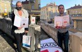 Predstavljamo ovogodišnje nagrađene darivatelje krvi GDCK Opatija – Katarina Bajraj i Davor Vrh