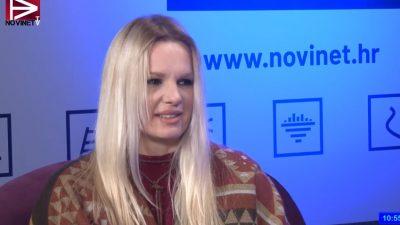 VIDEO Kristina Radovčić Kiki o ulasku u voditeljske vode: 'Najbolji savjet dala mi je Martina Validžić'