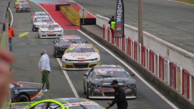 VIDEO/FOTO Nascar na Automotodromu Grobnik – Pobjede Talijana i Belgijanca