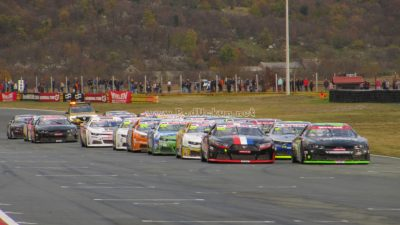 VIDEO/FOTO Nascar na Automotodromu Grobnik – Talijan Ghirelli do druge pobjede