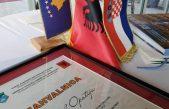 Proslava Dana državnosti Republike Albanije – Zahvalnica Gradu Opatiji na izvrsnoj suradnji