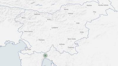 Građani osjetili podrhtavanje tla – Potresi s epicentrom u okolici Kastva stresli Kvarner