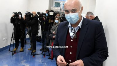 [VIDEO/FOTO] Ravnatelj Ružić: Pokušaj da se precvika naponski kabel dokazao je sigurnost bolničkog sustava