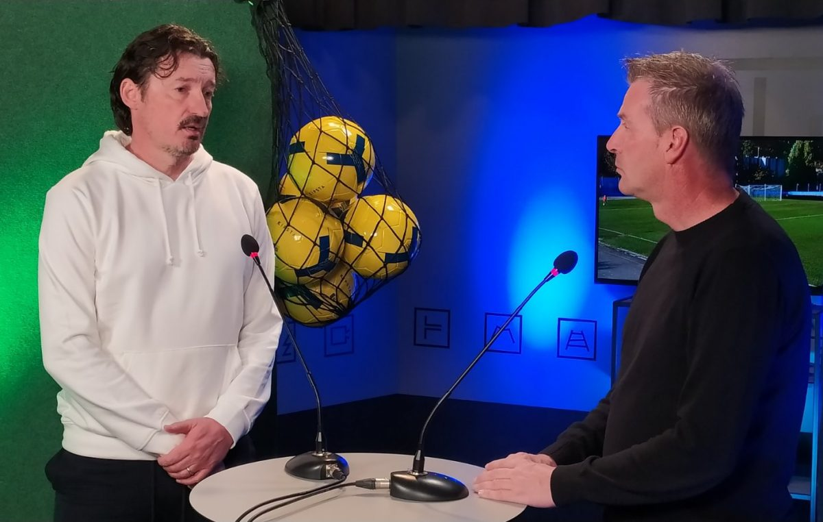 [VIDEO] Elvis Brajković: Ne želim igrat nogomet samo na rezultat, već i razvijat igrače