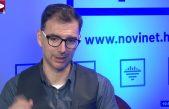 VIDEO Niko Cvjetković u emisiji '11 manje kvarat':  Rijeka je grad koji čita