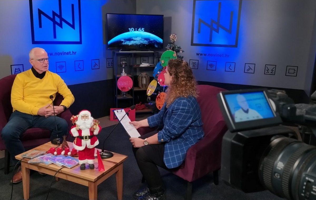 [VIDEO] Andrej Baša otvorio je ovotjedno izdanje emisije 11 manje kvarat, sutra se javljamo uživo iz Kraljevice