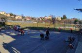 Počela obnova igrališta na području Kastva