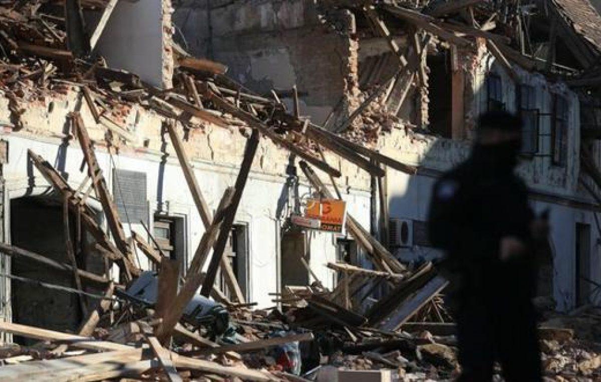 Prikupljanje hrane i higijenskih potrepština za stradale od potresa na području Siska i okolice