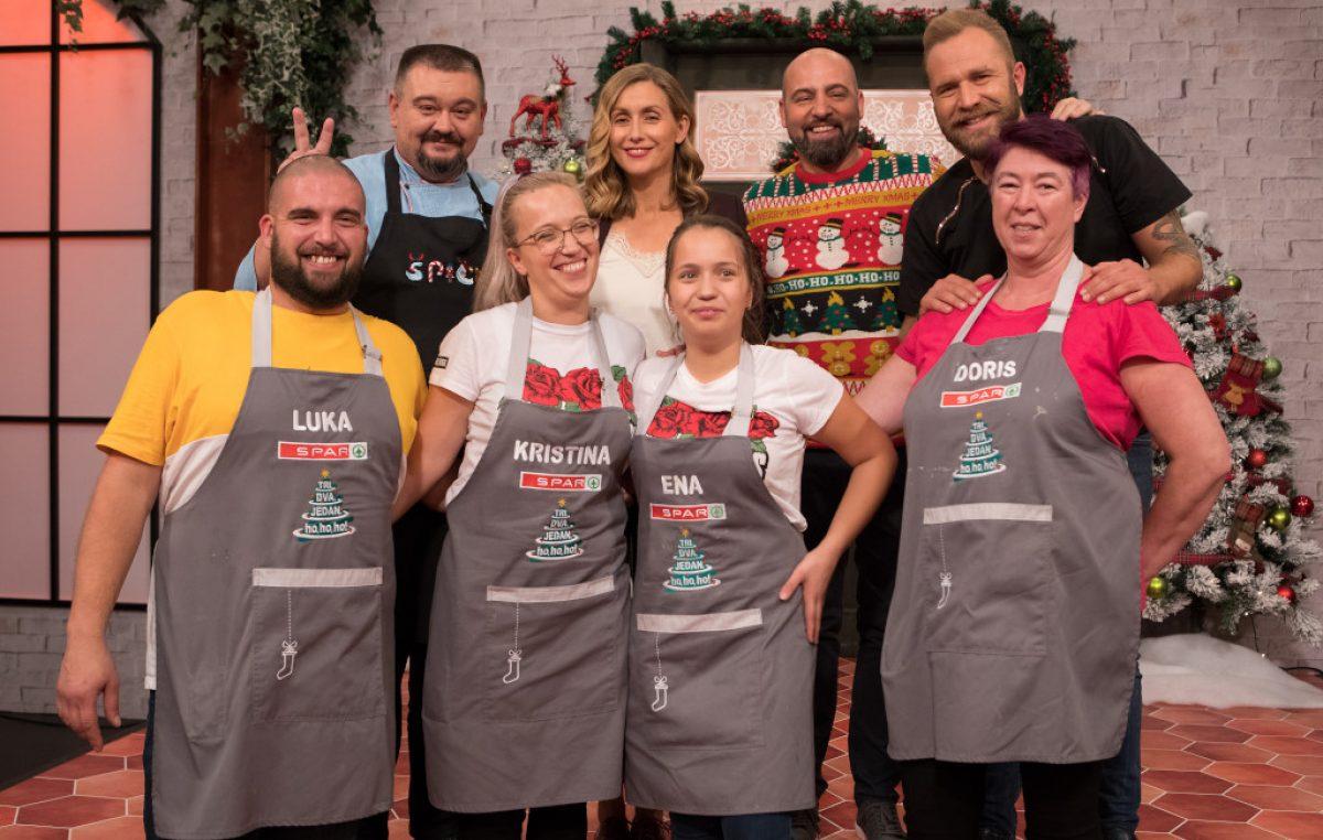 FOTO Tim Gromača napustila 'Tri, dva, jedan – ho, ho, ho!': 'Iako nisu pobijedili, oni su apsolutni pobjednici simpatičnosti ovog showa!'