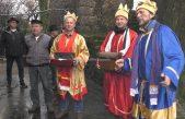 [VIDEO] Tri kralja iz udruge Frlanija pakal – Babulini održali zajedničko koledvanje spred Matiškove konobi
